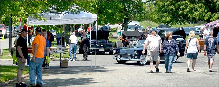 North Jersey Auto Show - a classic car show-and-swap